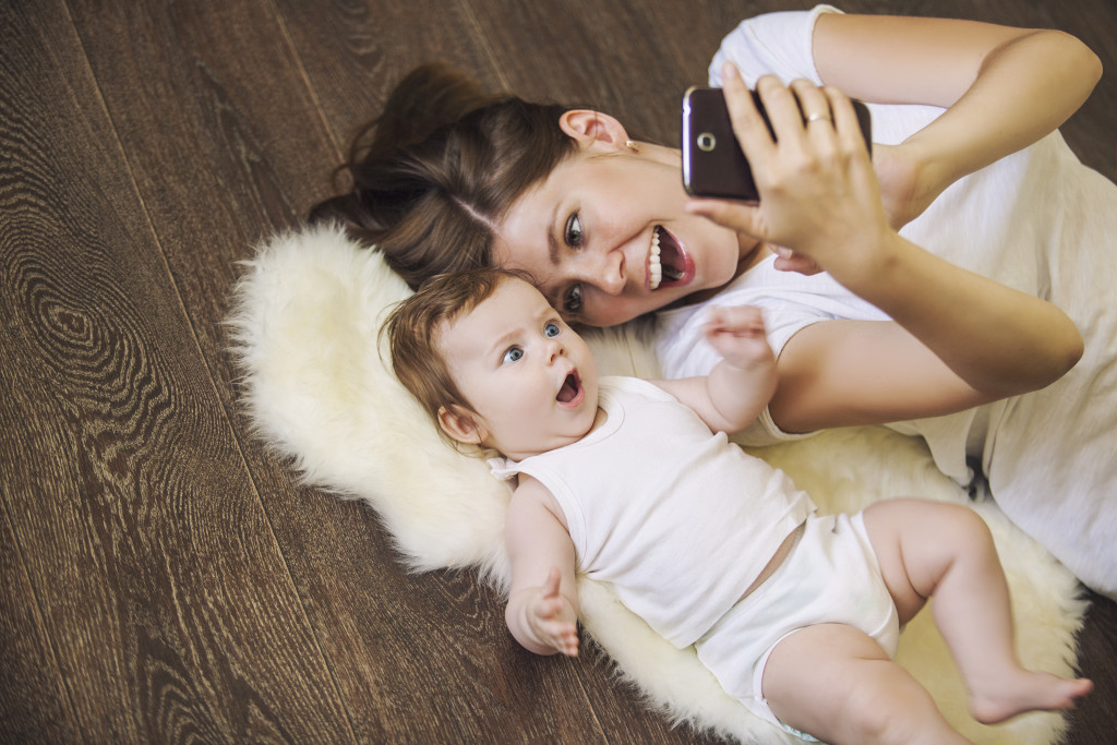 Preserving Mementos of Your Baby for the Future